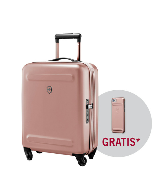 Etherius, Global Carry-On, Rose Gold