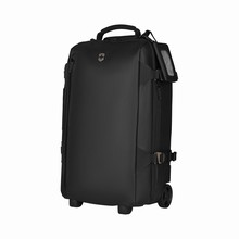 victorinox Wheeled Global Carry-On black coated