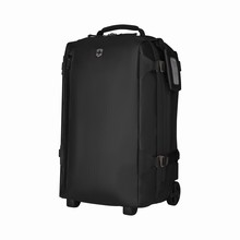 Victorinox Wheeled 2-in-1 Carry-On Black Coated