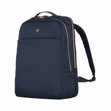 Victorinox Victoria 2.0 Deluxe Business Backpack modrá