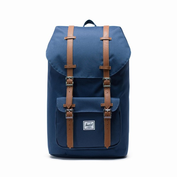 modrý batoh Herschel Supply LITTLE AMERICA Navy/Tan