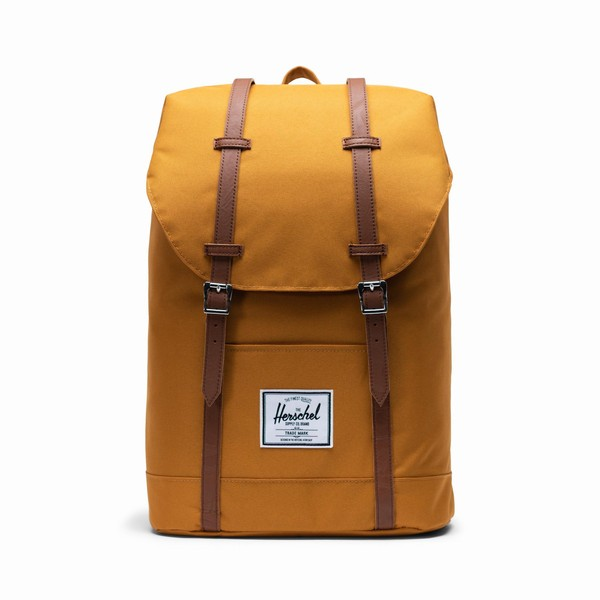 batoh Herschel Supply RETREAT BUCKTHORN BROWN