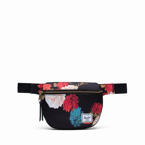 ledvinka Herschel Supply FIFTEEN Vintage Floral Black