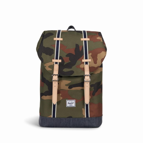 batoh na notebook Herschel Supply Retreat Mid-Volume