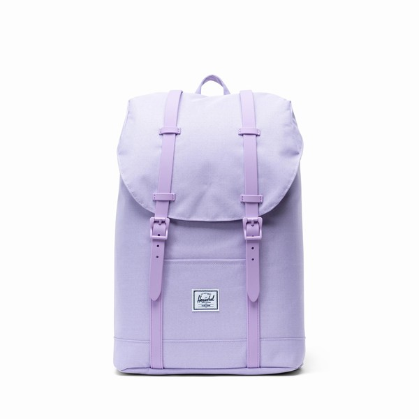 batoh Herschel Supply RETREAT MID-VOLUME Levandulax
