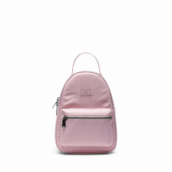 batoh Herschel Supply Kipling NOVA MINI SATIN PALEMAUVE