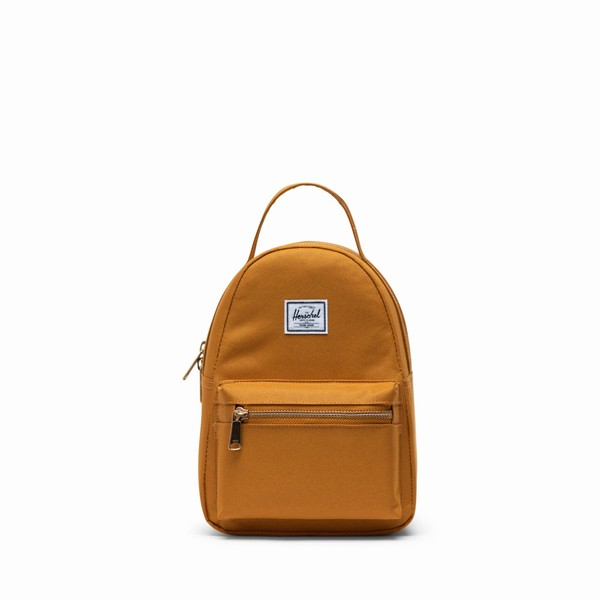 dámský batoh Herschel Supply NOVA MINI BUCKTHORN BROWN