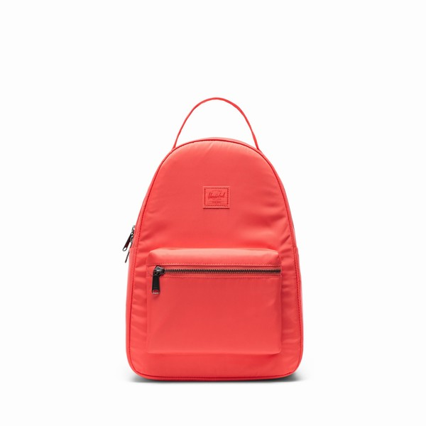 batoh Herschel Supply NOVA S SATIN HOT CORAL