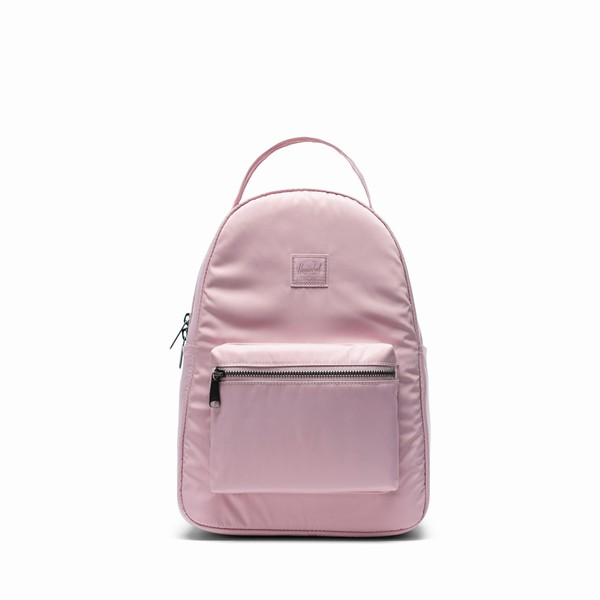 batoh Herschel Supply NOVA S SATIN PALE MAUVE