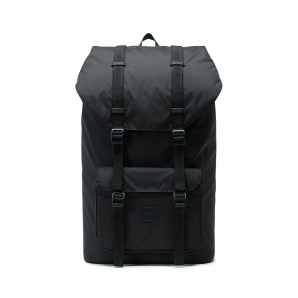 batoh Herschel Supply LITTLE AMERICA LIGHT Black