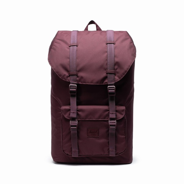batoh Herschel Supply LITTLE AMERICA LIGHT Plum