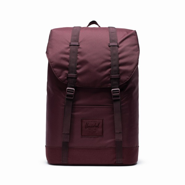 batoh Herschel Supply RETREAT LIGHT Plum