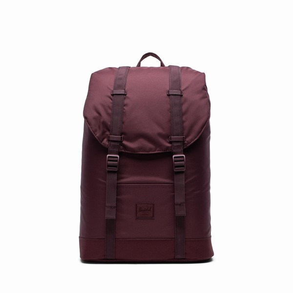 batoh Herschel Supply RETREAT MID-VOLUME LIGHT Plum