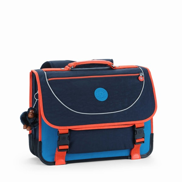 PREPPY - Blue Orange Bl