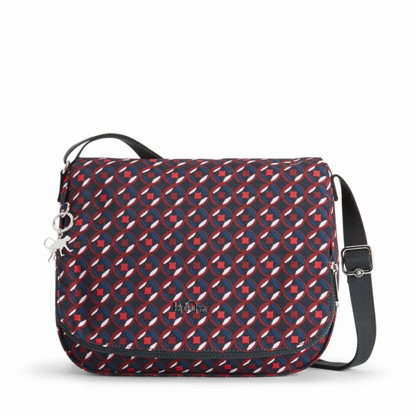 crossbody kabelka Kipling Earthbeat M