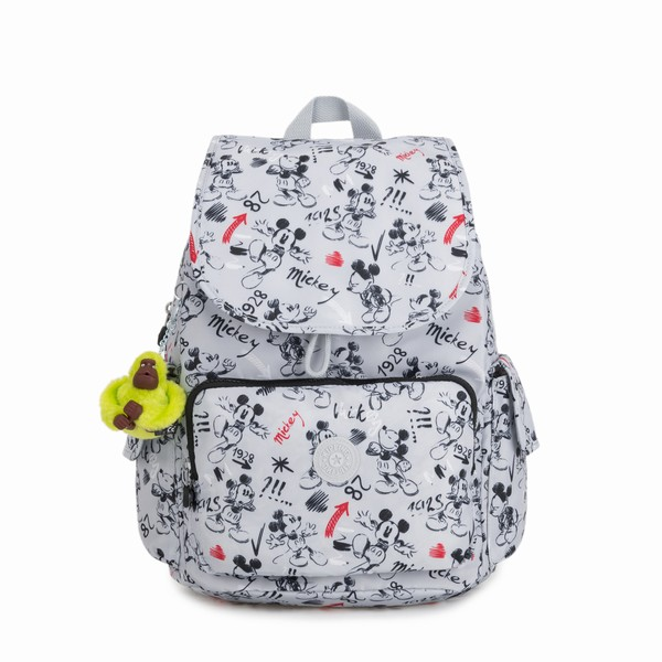 batoh Kipling City Pack Mickey Mouse