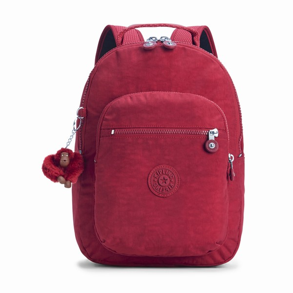 batoh na notebook 13 Kipling CLAS SEOUL S Radiant Red C