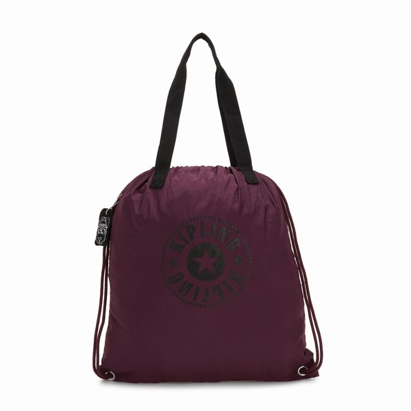Kipling HIPHURRAY PACKABLE LIGHT PLUM