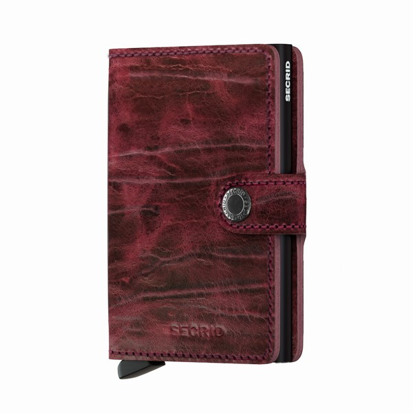 MINIWALLET DUTCH MARTIN BORDEAUX