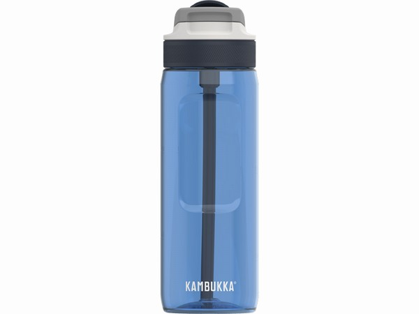 láhev s brčkem Kambukka LAGOON 750 ml - Royal Blue