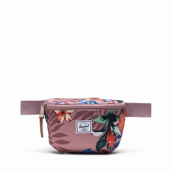 ledvinka Herschel Supply FOURTEEN Summer Floral Rose
