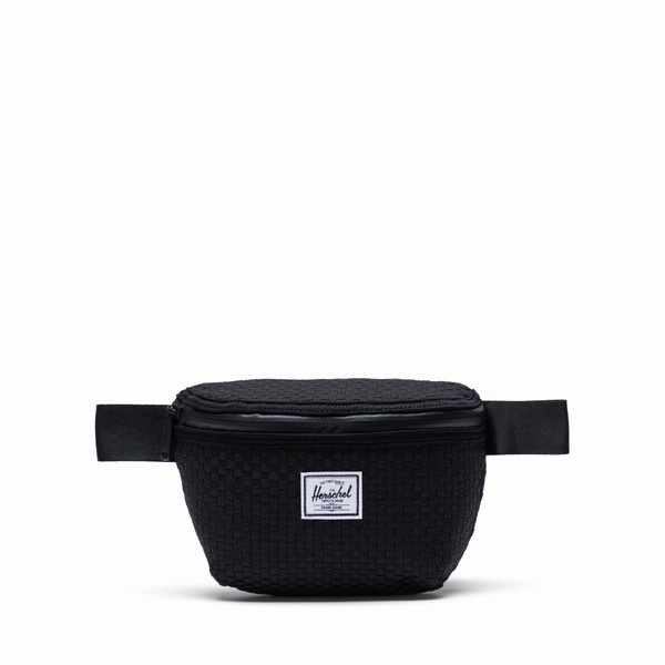 ledvinka Herschel Supply FOURTEEN WOVEN BLACK