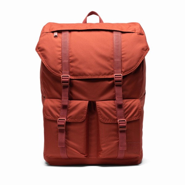 oranžový batoh Herschel Supply BUCKINGHAM LIGHT PICANTE