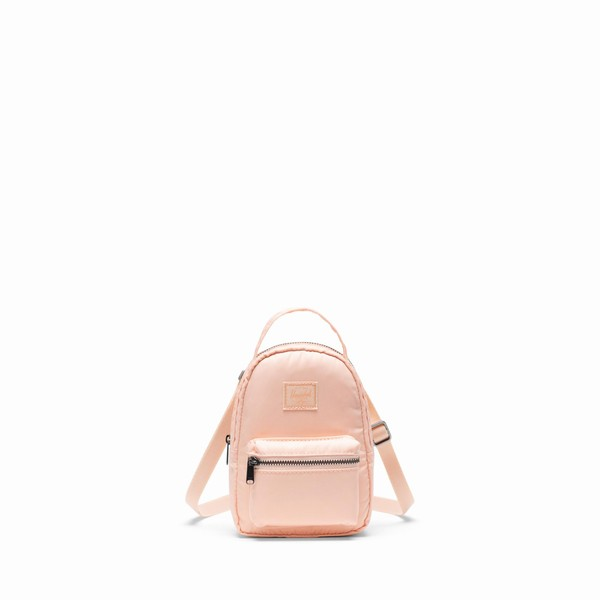 kabelka Herschel Supply NOVA CROSSBODY Apricot