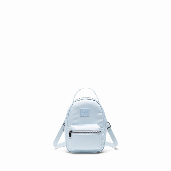 kabelka Herschel Supply NOVA CROSSBODY Ballad Blue Pastel