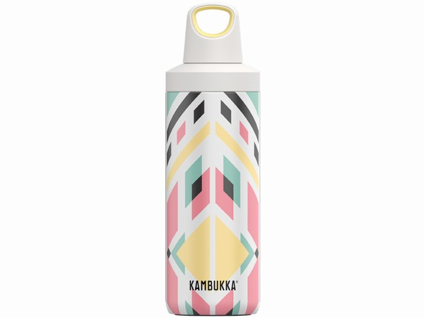 termoláhev pestrobarevná Kambukka RENO Insulated 500ml - Tribal Shibori
