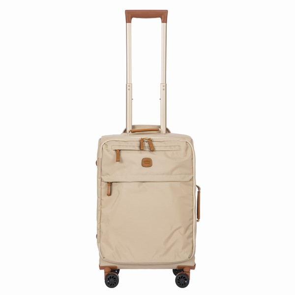 kabinovka Bric´s X-TRAVEL CARRY-ON TROLLEY béžová