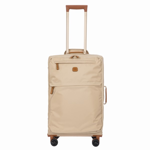kufr Bric´s X-TRAVEL MEDIUM TROLLEY béžový